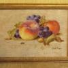 Отшив схемы для вышивки крестом Екатерины Волковой - Натюрморт с персиками