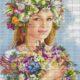 Авторская схема для вышивки крестом Екатерины Волковой - Лето