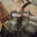 Отшив схемы для вышивки крестом Екатерины Волковой - Дракон читальня