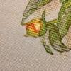 Отшив схемы для вышивки крестом Екатерины Волковой - Пионы
