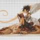 Авторская схема для вышивки крестом Екатерины Волковой - Дракон читальня
