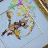 Отшив авторской схемы для вышивки крестом Екатерины Волковой - Зелье радуги