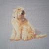 Отшив авторской схемы для вышивки крестом Екатерины Волковой - Собакин
