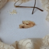 Отшив схемы для вышивки крестом Екатерины Волковой - Пес