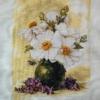 Отшив схемы для вышивки крестом Екатерины Волковой - Анемоны