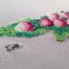 Отшив авторской схемы для вышивки крестом Екатерины Волковой - Клубника