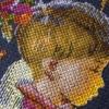 Отшив авторской схемы для вышивки крестом Екатерины Волковой - Зажигая звёзды