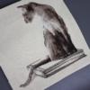 Отшив авторской схемы для вышивки крестом Екатерины Волковой - Архимявиус