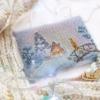 Отшив авторской схемы для вышивки крестом Екатерины Волковой - Дыхание волшебства