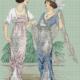 Авторская схема для вышивки крестом Екатерины Волковой - Парижский шик 2