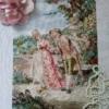 Отшив авторской схемы для вышивки крестом Екатерины Волковой - Прекрасная роза