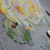 Отшив авторской схемы для вышивки крестом Екатерины Волковой - Роза-Наваждение