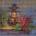 Авторская схема для вышивки крестом Екатерины Волковой - Свеча горела