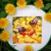Отшив авторской схемы для вышивки крестом Екатерины Волковой - Охота на мёд