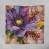 Отшив авторской схемы для вышивки крестом Екатерины Волковой - Пчелиный дуэт
