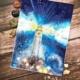 Отшив авторской схемы для вышивки крестом Екатерины Волковой - Маяк