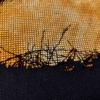 Отшив авторской схемы для вышивки крестом Екатерины Волковой - Ночной страж